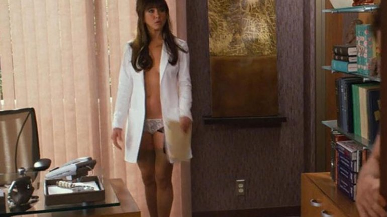Jennifer aniston totalmente desnuda