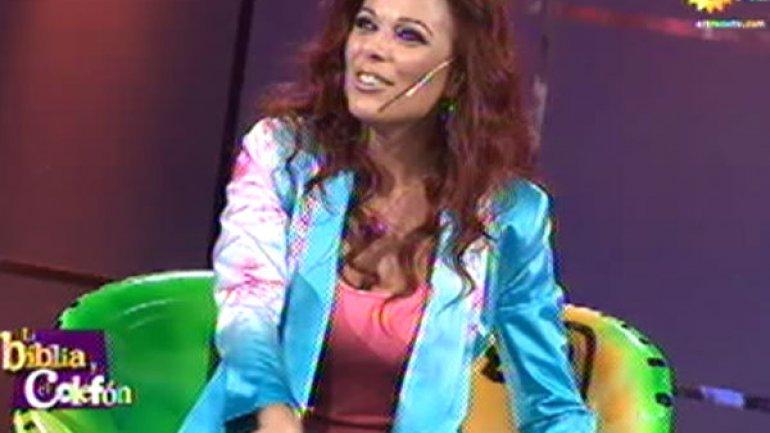 Iliana Calabro Escena De Sexo - Sex Scene - RexTubecom