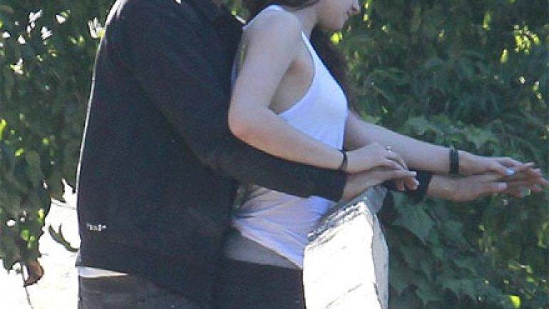 Foto desnuda de Robert Pattinson
