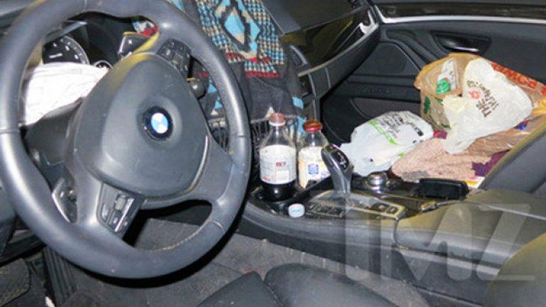 Chocó y huyó dos veces y ahora se drogó mientras conducía