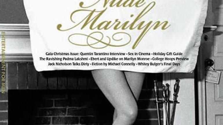 Playboy Lanza Un Especial Con Fotos De Marilyn Monroe Desnuda