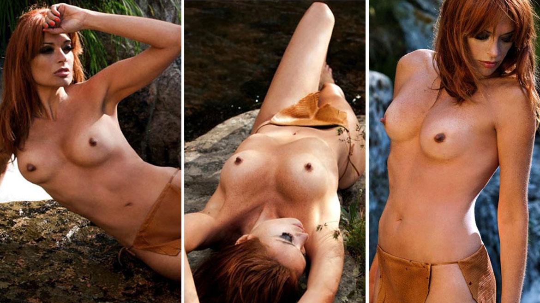 Desnudo salvaje en video