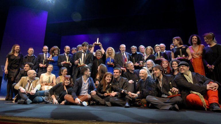 Los ganadores de los Premios ACE 2012-2013
