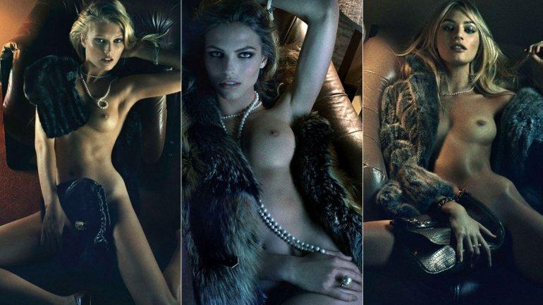 Images Of Las Modelos M S Lindas Desnudas En Una Producci N Hot Sey