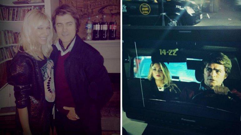 Gabriel Corrado serán los protagonistas de Taxxi, Amores cruzados ...