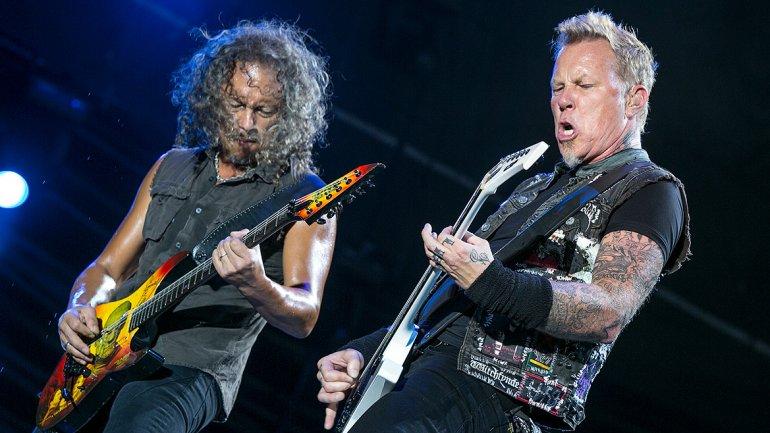 ¿Metallica tocará en la Antártida?