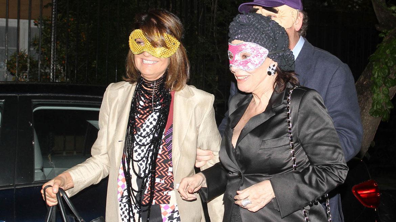 Graciela Borges y Teresa Calandra