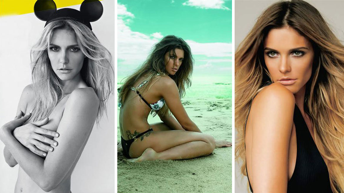 Video Hot de Fernanda Lima (sorteo del Mundial)