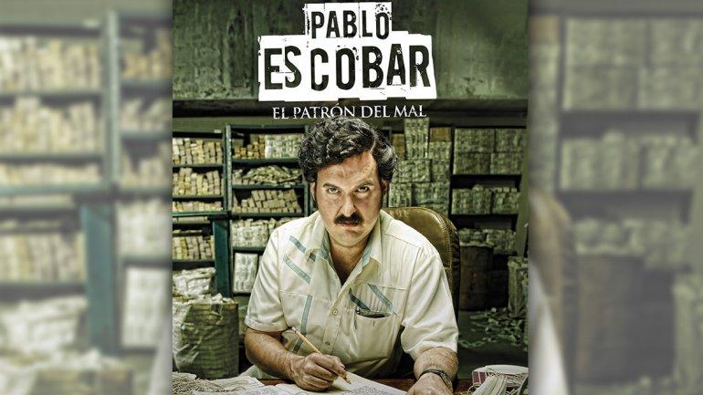 Pablo Escobar, El Patrón del Mal llega a Canal 9