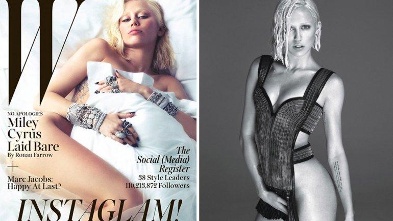 El nuevo desnudo de Miley Cyrus