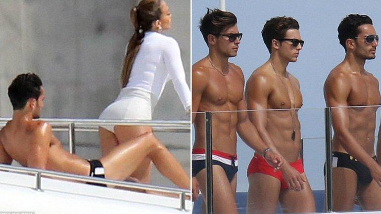 Jennifer lopez culo desnudo