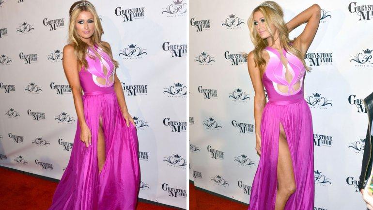 Todos sabemos : Paris Hilton festejó su cumpleaños, ¿sin bombacha?