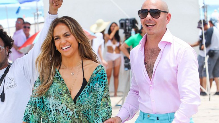Mundial Brasil 2014: Pitbull y Jennifer López presentan video de la canción 'We are One' (VÍDEO)