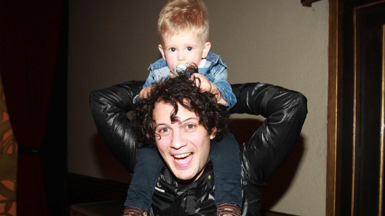 Noah y su tío Darío