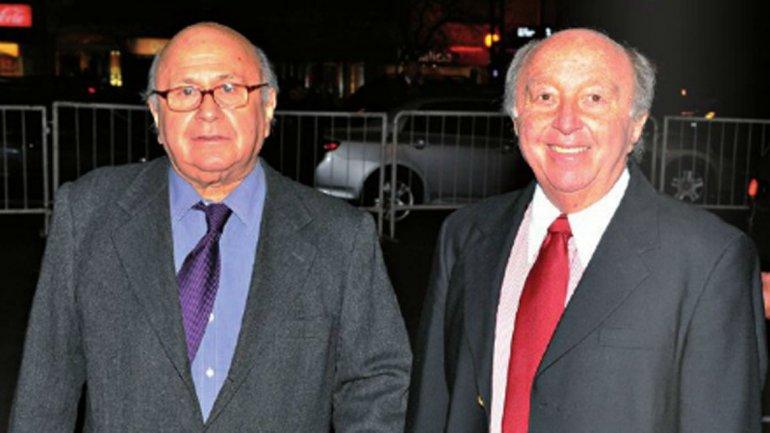 Jorge y Roberto Jacobson