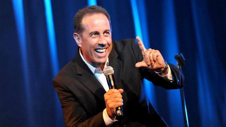 Jerry Seinfeld, el actor más rico del mundo
