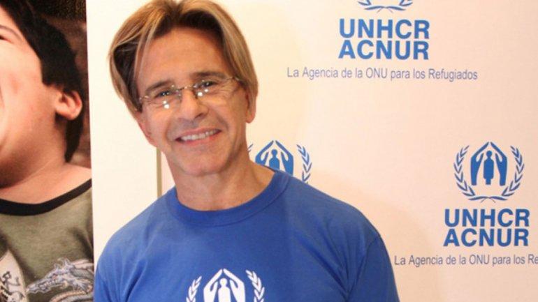 """Osvaldo Laport viaja al Líbano en una misión humanitaria: """"E"""