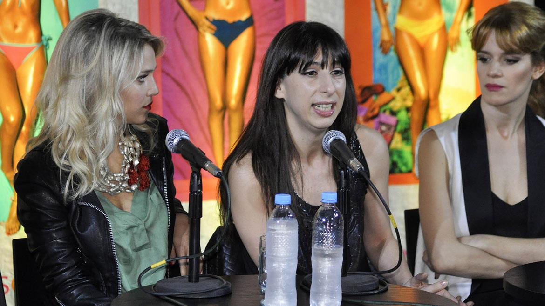 Luisana Lopilato, Maricel Alvarez y Violeta Urtizberea