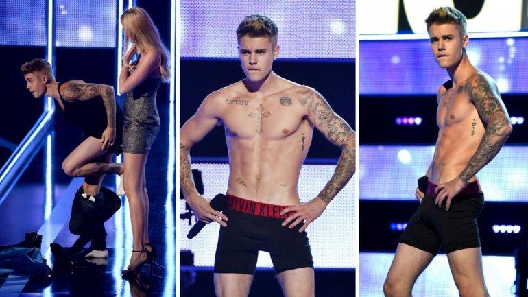 Justin Bieber Vive Generando Esc Ndalos Este Martes Particip Del
