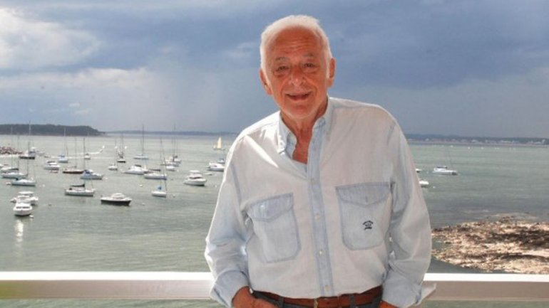 Gerardo Sofovich en Punta del Este