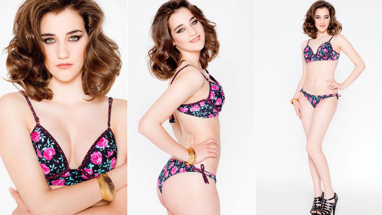 Las candidatas en el certamen Miss Universo Argentina