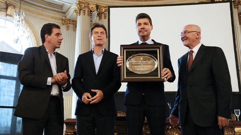 Tinelli símbolo decadencia cultural argentina
