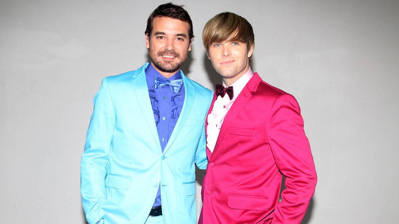 Peter Alfonso y Benjamín Amadeo