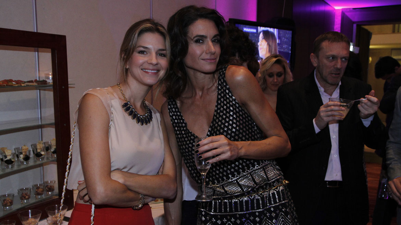 Marcela Kloosterboer y Florencia Raggi