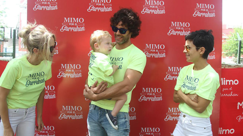 Brenda Gandini y Agustina Cherri, enloquecidas con Milo, el hijo de Mariano Martínez