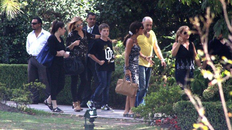 El ltimo adi s a gerardo sofovich for Cementerio jardin de paz pilar