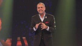 Jorge Rial, conductor de la Gala