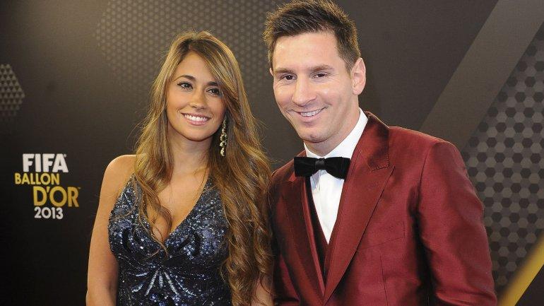 Mujer de Messi, ingresada en hospital de Argentina por infección urinaria