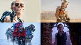 Películas que se estrenarán en el segundo semestre de 2015