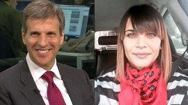 Martín Redrado y Amalia Granata