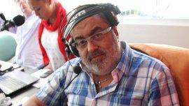 Jorge Lanata en la radio