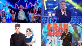 ShowMatch, Tu cara me suena 3, Esperanza Mía y Gran Hermano 2015