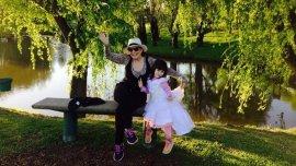 Embobada con su nieta, Graciela Borges confesó que fue a un curso para abuelos