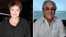 Claudia Lapacó y Antonio Gasalla