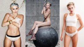 Miley Cyrus planea un show particular: quiere cantar desnuda