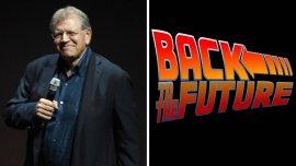 Robert Zemeckis sobre Volver al Futuro