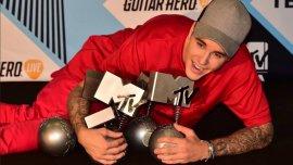 Justin Bieber, gran ganador de los MTV EMAs