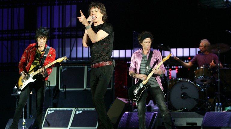 Los Rolling Stones visitarán la Argentina en febrero