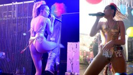 Miley Cyrus abrió una nueva gira para presentar su último disco