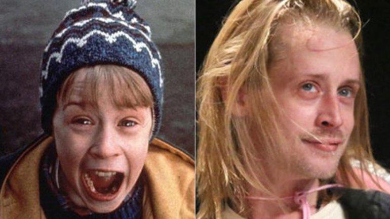 Macaulay Culkin (Kevin)