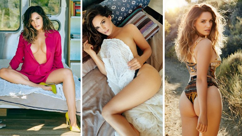 El calendario Kelly Brook