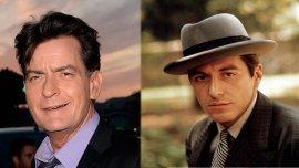 Charlie Sheen podría haber interpretado a Michael Corleone