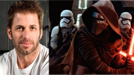 Zack Snyder homenajea a Star Wars