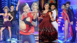 Finalistas, Bailando 2015