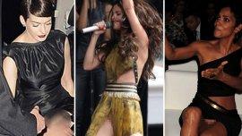 / Selena Gómez /Halle Berry