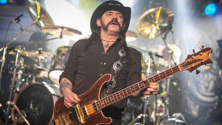 Lemmy murió a los 70 años